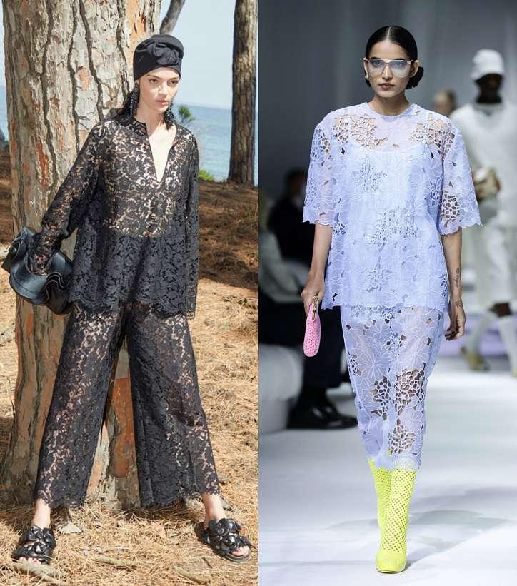 Модные женские блузки весна-лето 2021: основные тренды фото №14