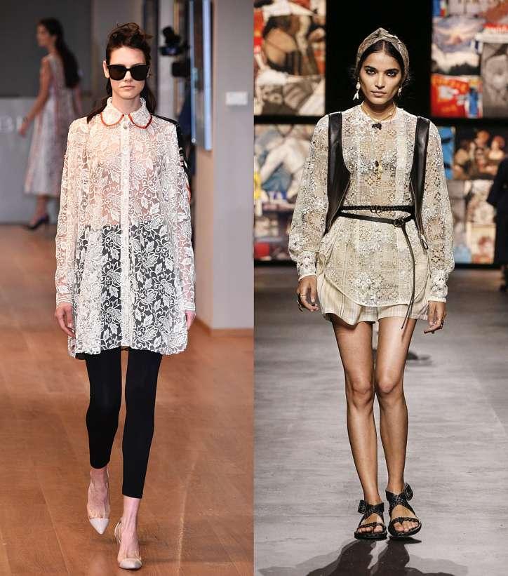 Модные женские блузки весна-лето 2021: основные тренды фото №15