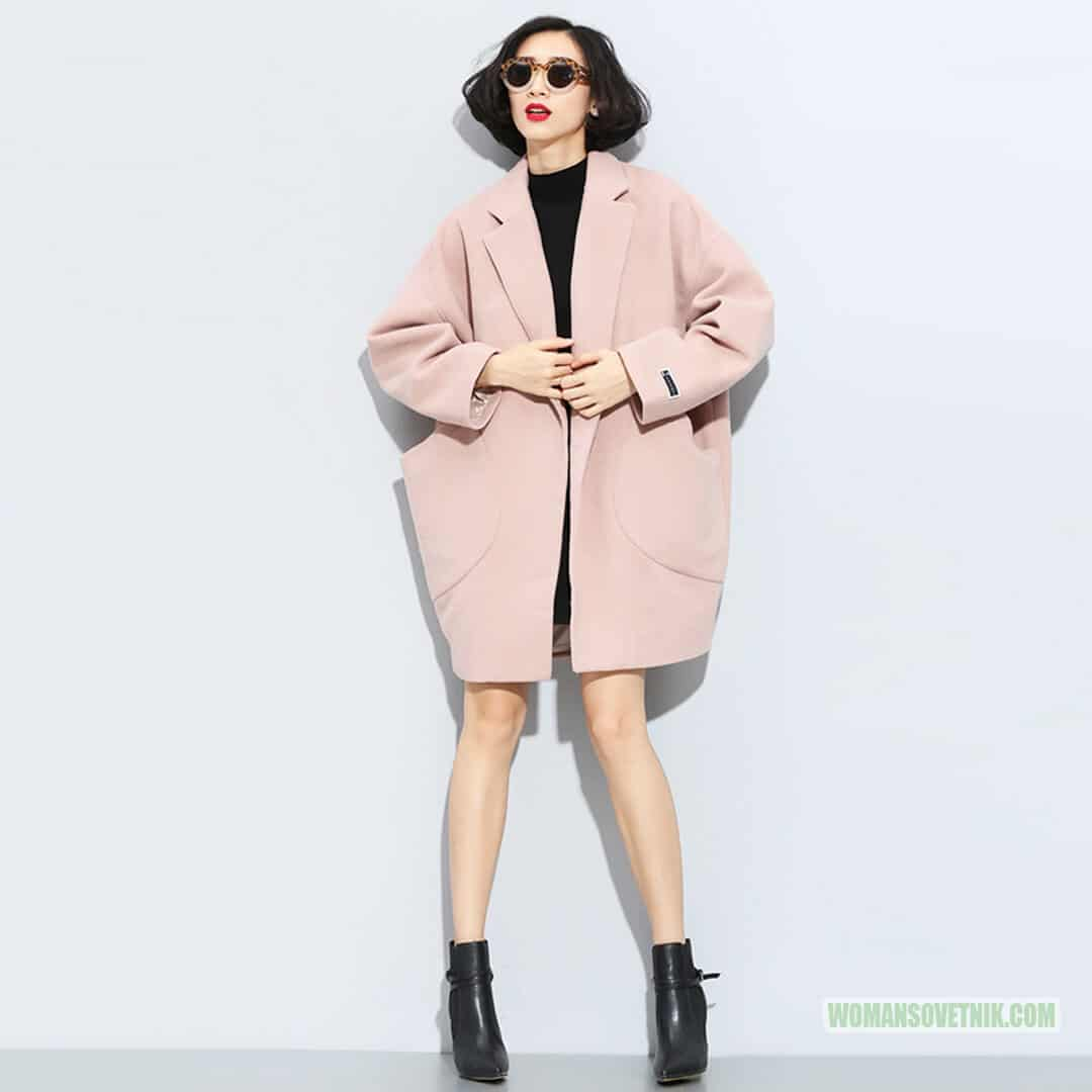 women oversized coats