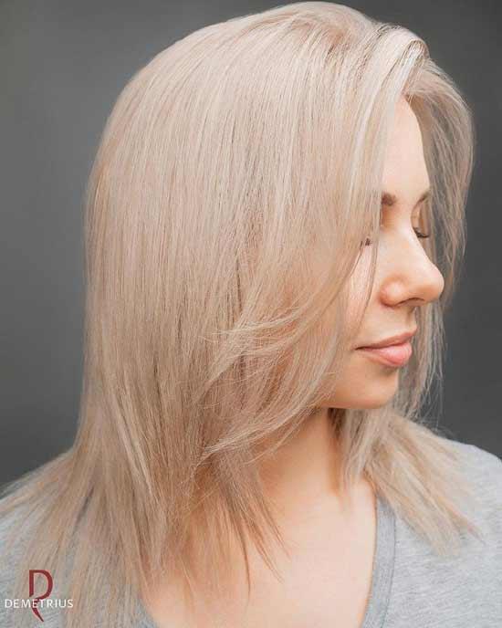 Двойной каскад фото стрижки на длинные волосы