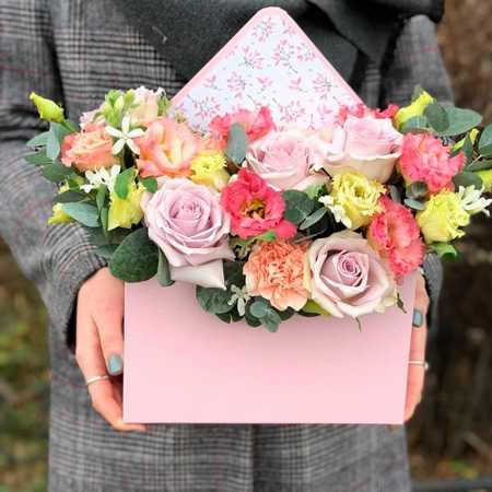 Самые красивые букеты из живых цветов фото