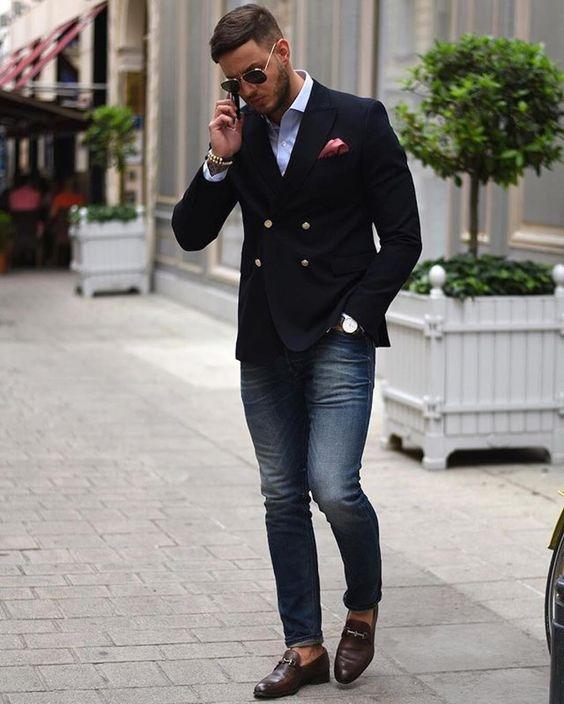 мужская уличная мода 2017