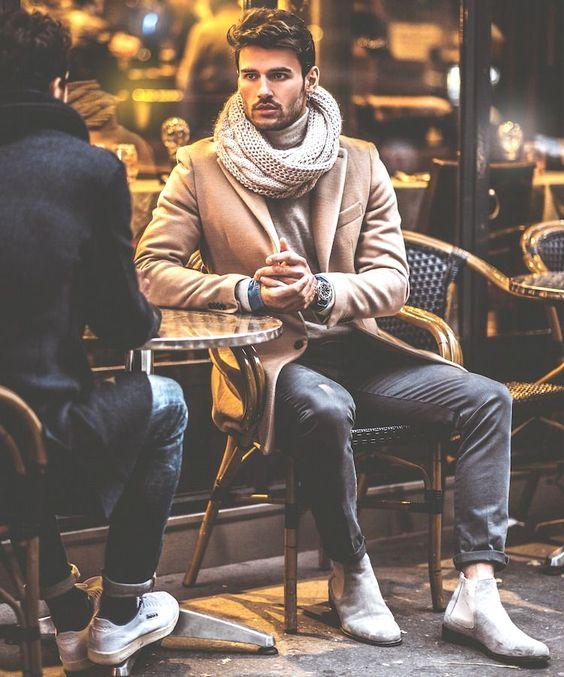 модные мужские образы 2019