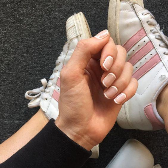 модный маникюр 2017