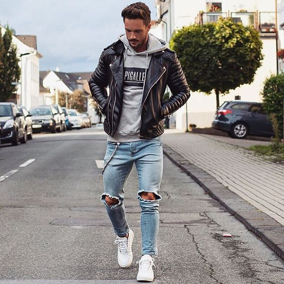 мужская мода 2017