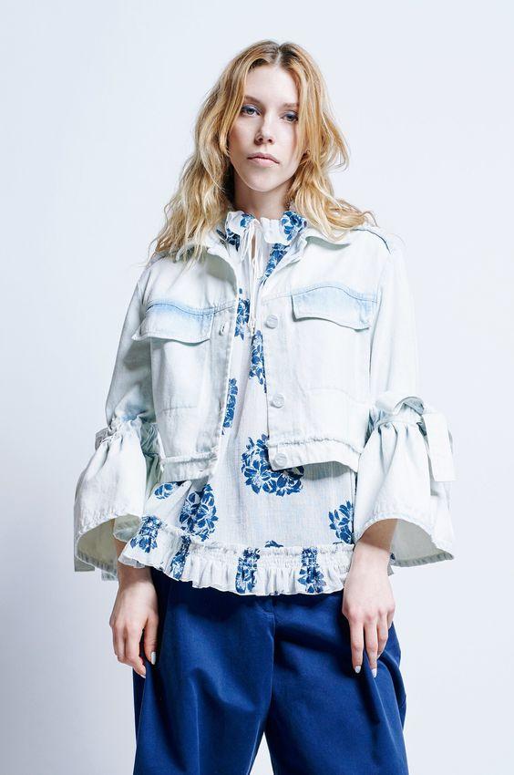 Модные жакеты, блейзеры, пиджаки 2017