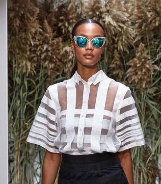 Модные солнцезащитные очки весна-лето 2017