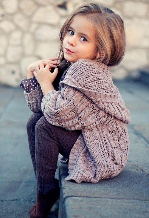стильные детские образы 2017