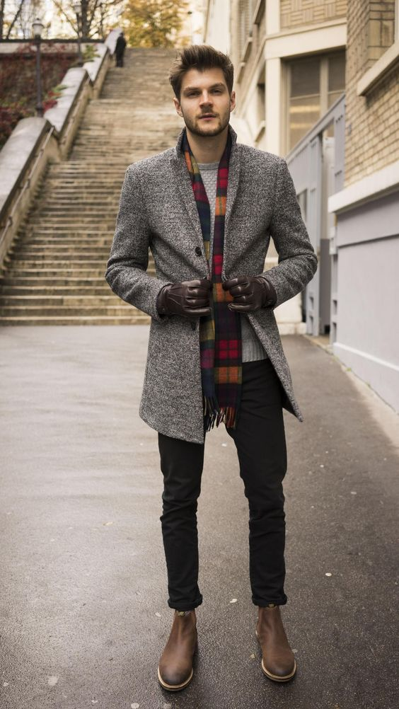 men street fashion style 2019