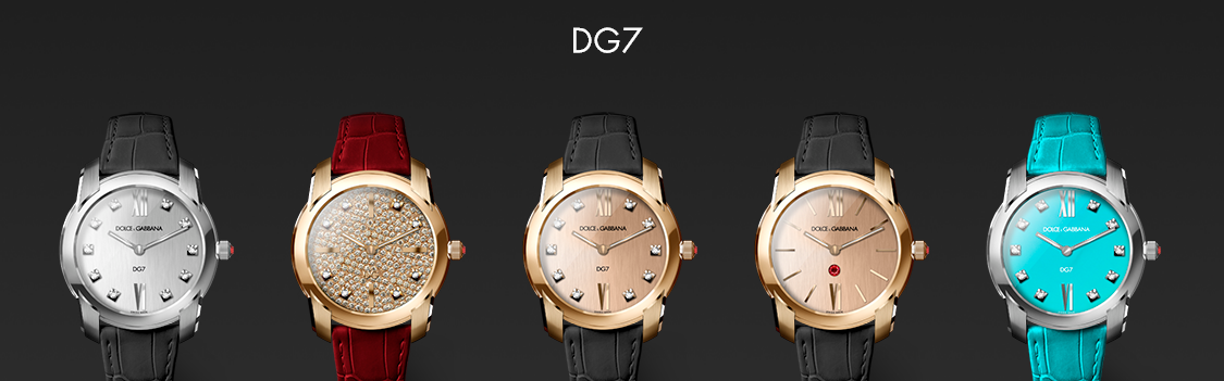 Dolce&Gabbana women watches
