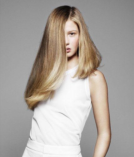 Стрижки на длинные волосы ассиметрия