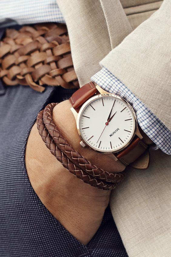 модные мужские часы 2017