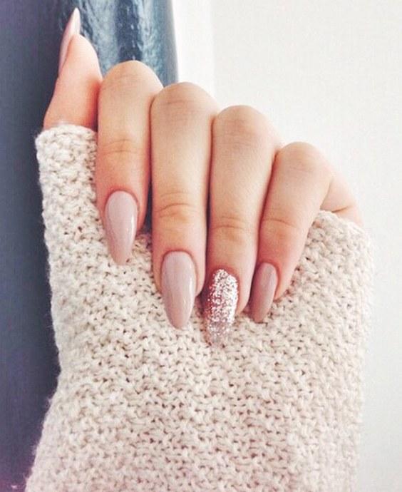 wedding nails 100photos