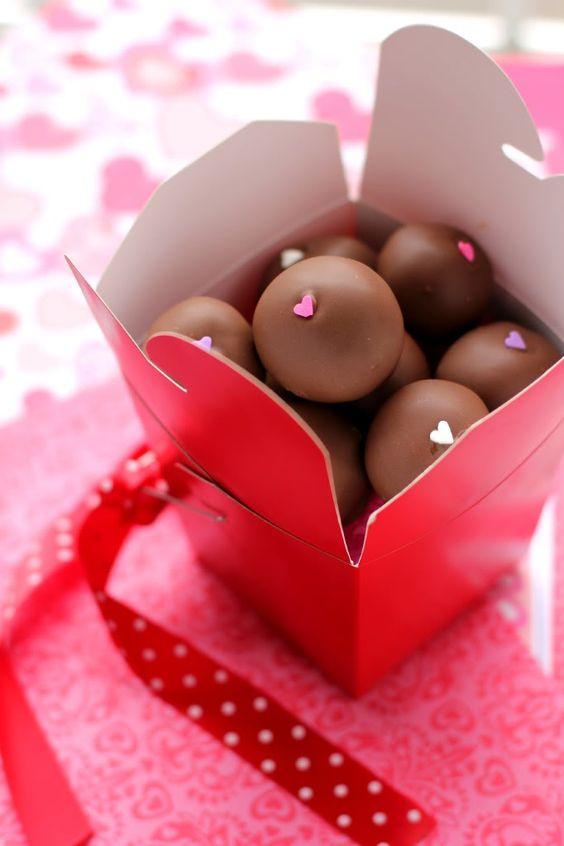 кейк попсы ко дню святого валентина