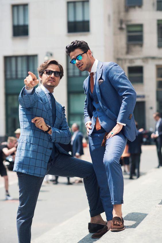 модные мужские образы весна лето 2019