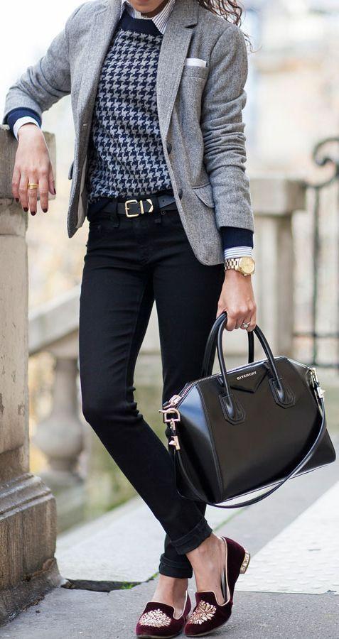 стильные деловые образы бизнес леди