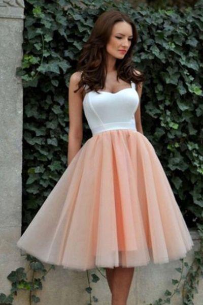 модные платья на выпускной