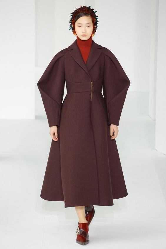 модная верхняя одежда осень-зима 2017-2018