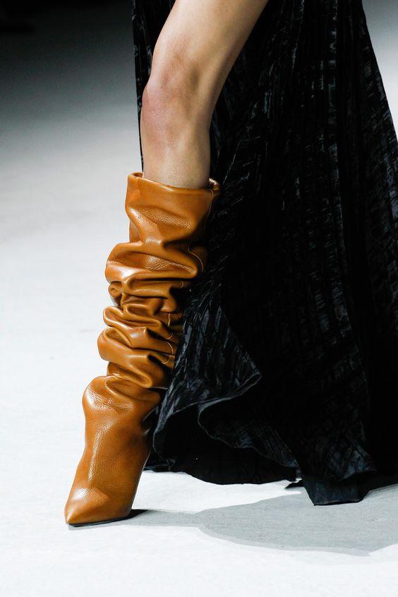 модная обувь осень-зима 2017/2018