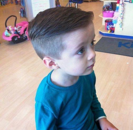 причёски и стрижки для мальчиков