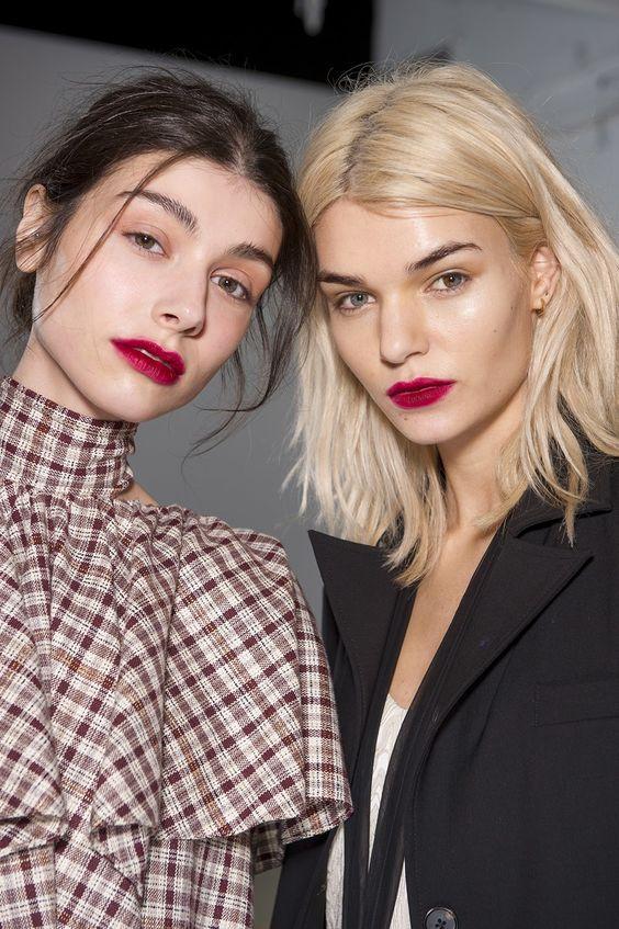 новинки и тренды макияжа 2018