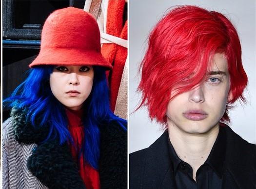причёски причёски цвет волос 2018