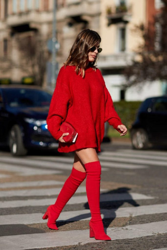 уличная мода весна-лето 2018, street style looks ss 2018