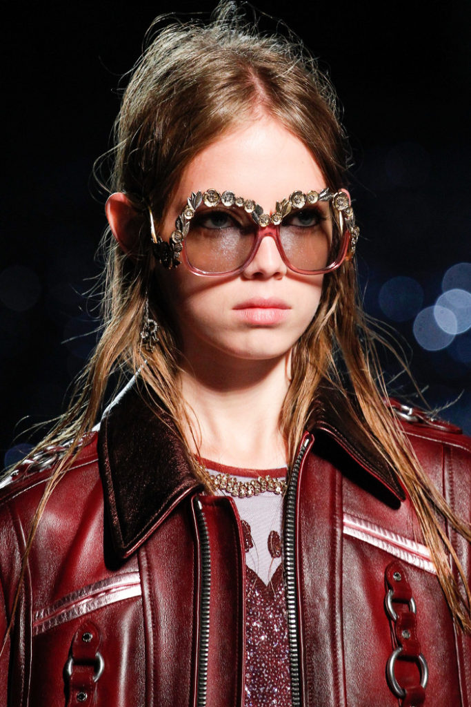 модные солнцезащитные очки весна-лето 2018