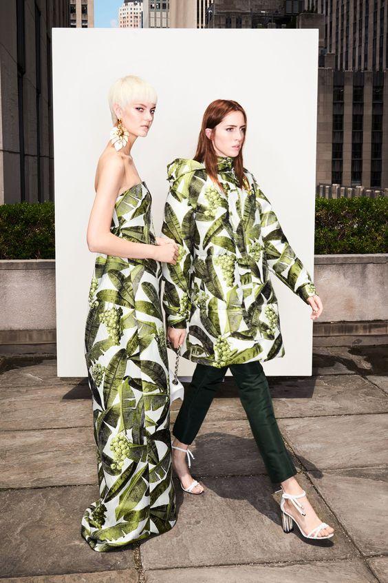 модные принты весна-лето 2018