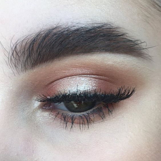 halo eye makeup