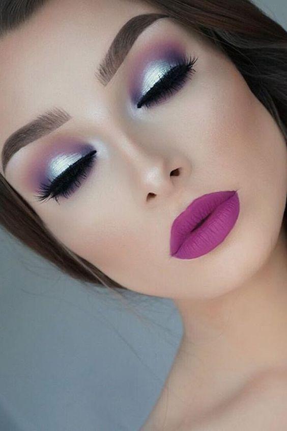 halo eye makeup