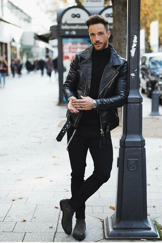 модные мужские образы 2018