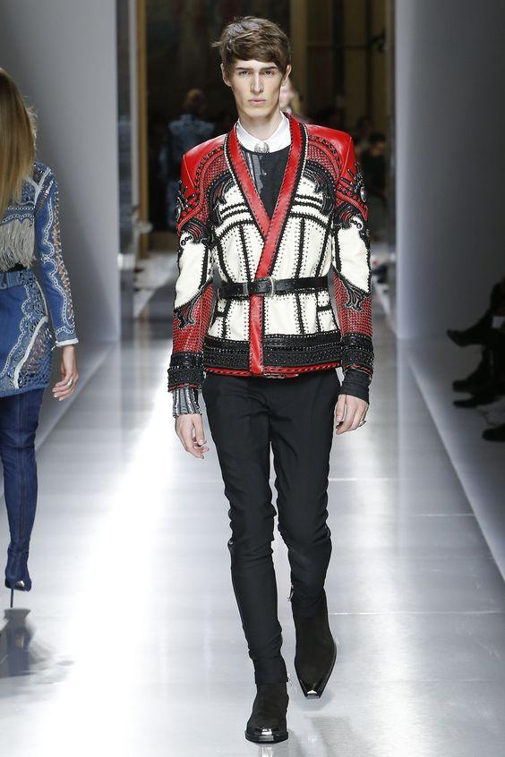 модная мужская верхняя одежда 2018