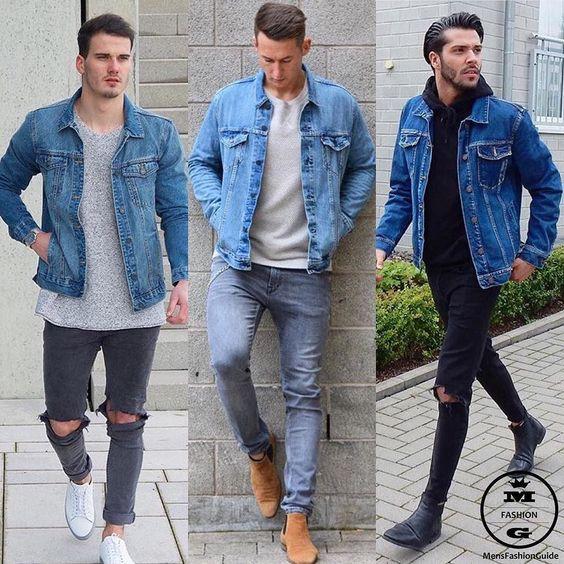 4575bb5db672 Самые актуальные тренды мужской моды и одежды сезона весна-лето 2019.