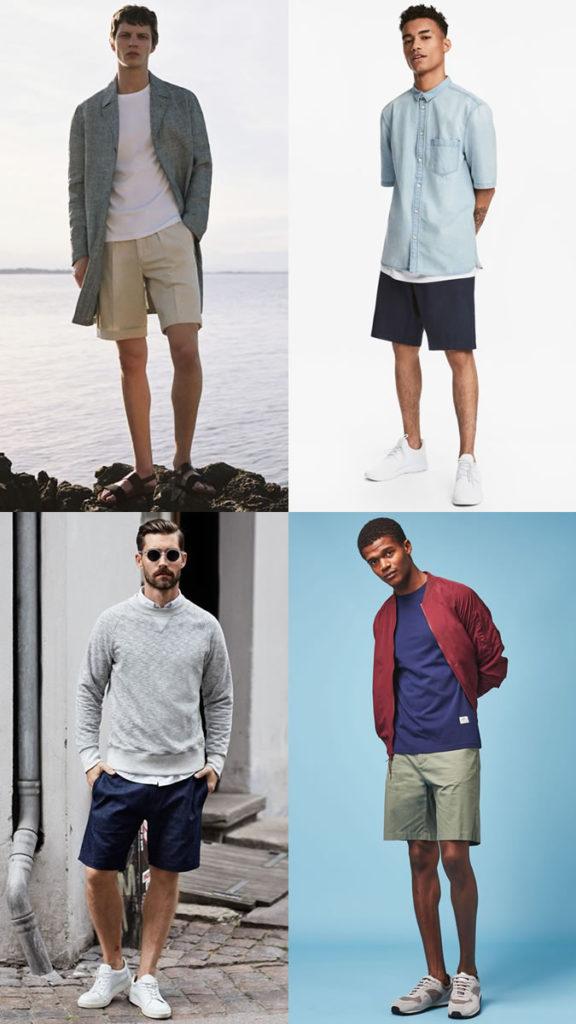 тренды мужской моды весна-лето 2018