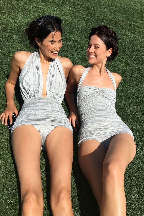 модные купальники весна - лето 2018