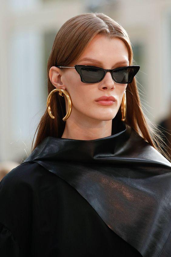 модные солнцезащитные очки 2019