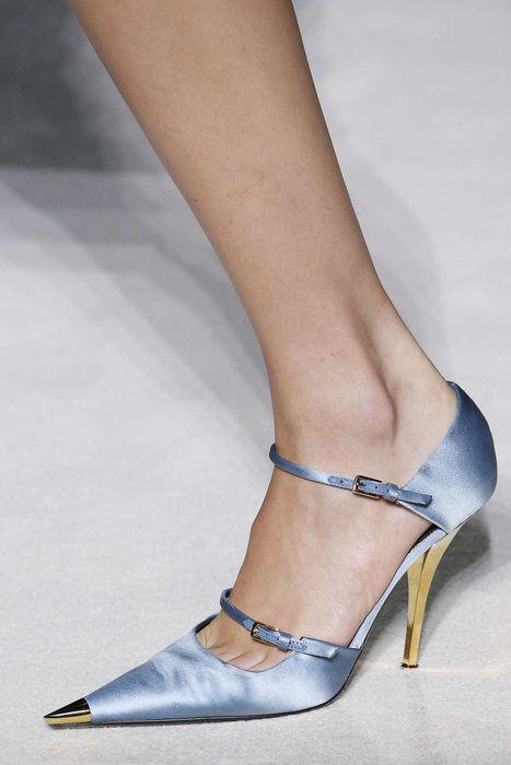 модная обувь весна - лето 2019