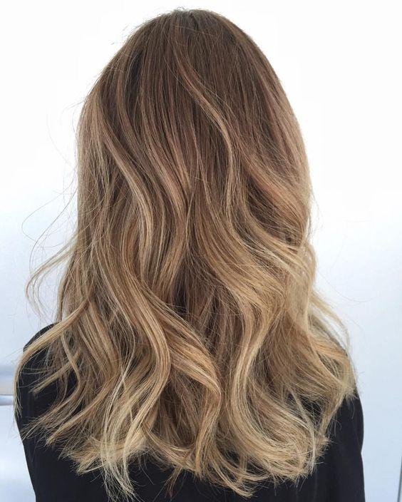 модное окрашивание волос 2019 для блондинок