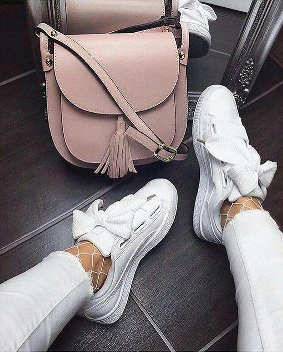 кроссовки, кеды с носками