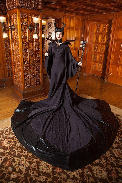 костюм на хеллоун/halloween costumes 2018 Малефисента