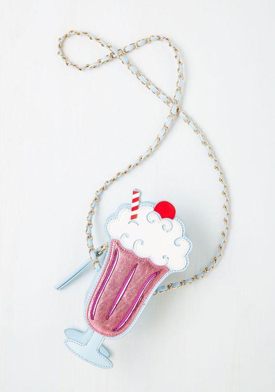 прикольная сумка мороженое ice-cream bag