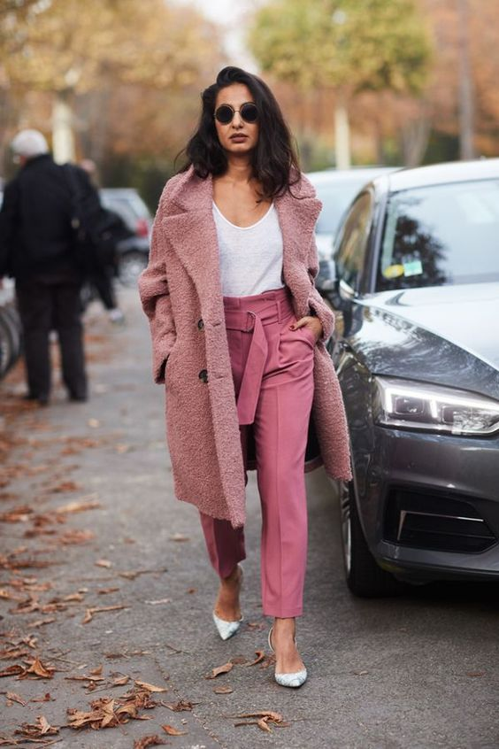 fall 2019 outfit street fashion, street style
