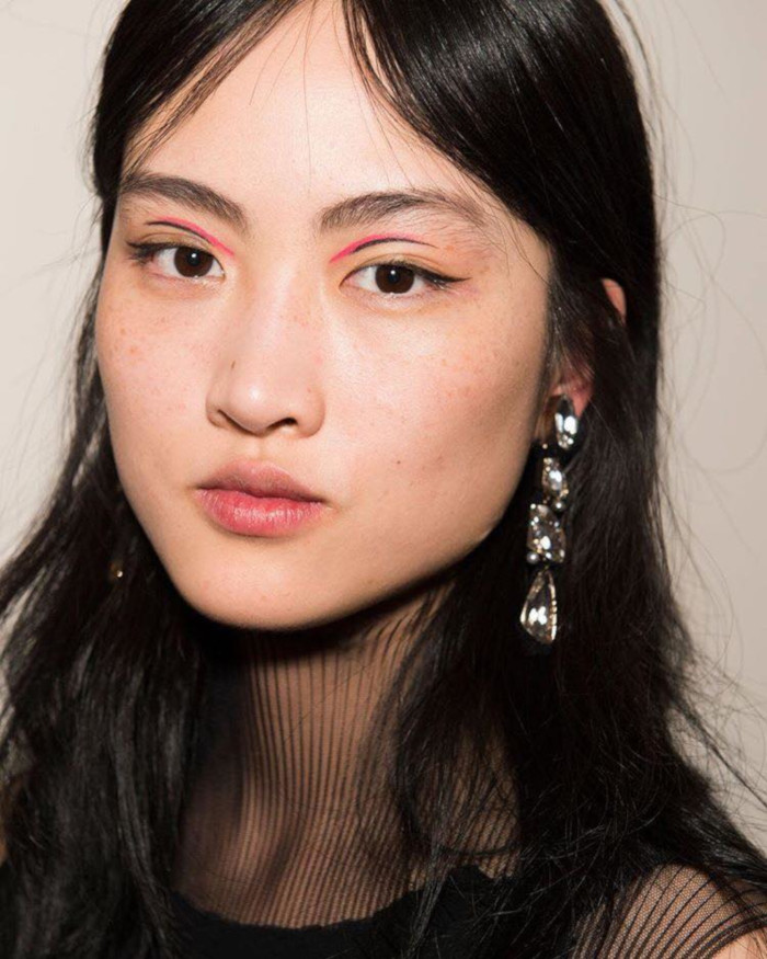 бьти тренды осень зима 2018 2019 макияж
