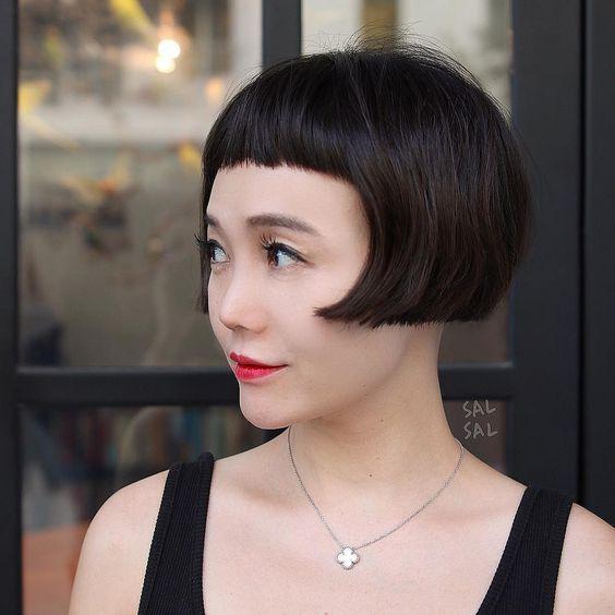 модные стрижки и причёски 2019