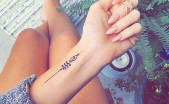 идеи татуировок на запястье