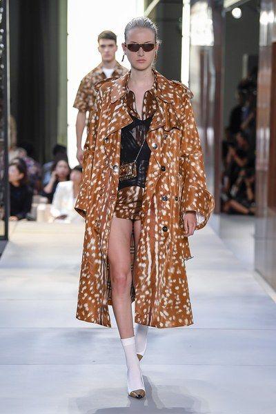 модные тренды весна лето 2019