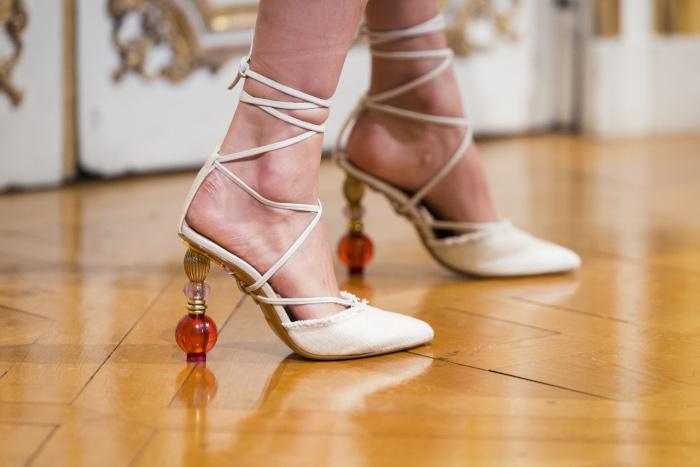 модная обувь весна-дето 2019