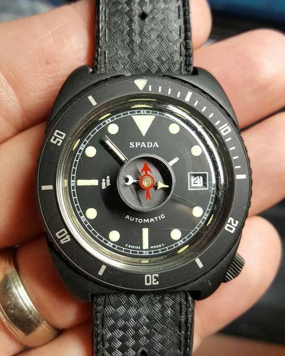 водонепроницаемые часы