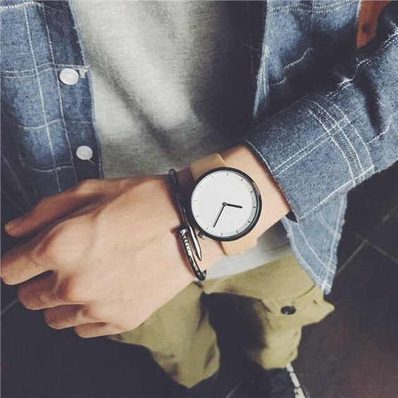 casual watch часы